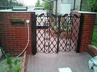 門廻り・門柱