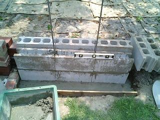 壁泉・ブロック
