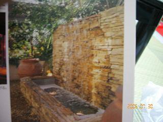 ガーデニング 壁泉 DIY